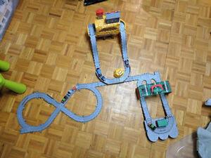 Ensemble Thomas le petit train