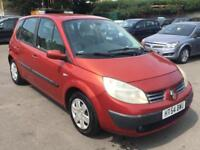 Renault Scenic 1.6 VVT 115 Expression excellent condition