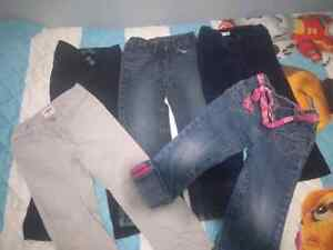 Size 4t pant lot London Ontario image 1