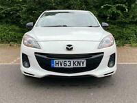 2013 Mazda 3 1.6d [115] Venture 5dr HATCHBACK Diesel Manual