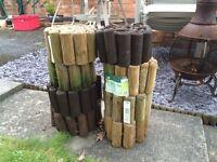 Wooden Border Roll