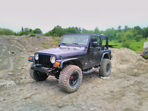 2004 jeep tj 4 inch lift