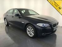 2013 BMW 520D SE AUTO DIESEL SALOON 1 OWNER BMW SERVICE HISTORY FINANCE PX