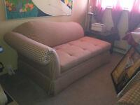 CUSTOM MADE SOFA BED