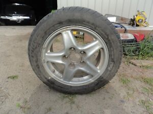 Primewell Tires on Rims