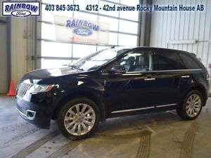 2012 Lincoln MKX RESERVE - Limited Edition Package