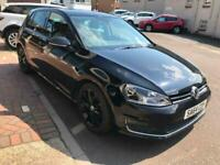 VW Golf 1.4 GT TSi ACT Bluemotion S-A - Black - 2014 - Automatic
