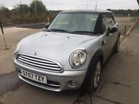 Bargain Mini Cooper d long MOT, cheap tax and insurance, great economy