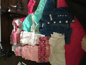 Girls 6 - 9 months clothing