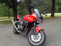 Kawasaki Z750 S ,Price is firm , non negociable ou echange batea