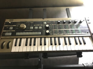 Korg MicroKorg Synth/Vocoder W/MS2000 patches
