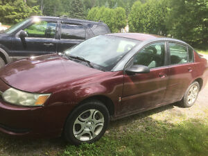 Saturn ION Berline 2003