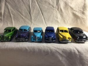 Vintage Dinky Toy Car Lot Sale (PRICES REDUCED)