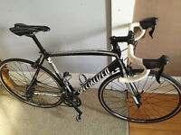Specialized Allez (Lrg) road bike, Shimano 105, Brand New Tires