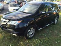 2007 Acura MDX SH-AWD,Elite Package NAVIGATION 7 PASSAGERS