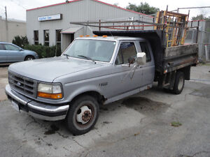 1997 Ford F-350 Ext.Cab