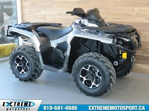 2013 Can-Am Outlander 650 XT 42,32$/SEMAINE