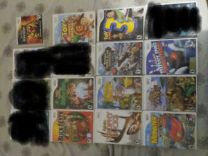 Wii Games $5 Each! Pickup or delivery for $25 +
