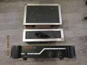 Power Amplifier Samick SMP 4000