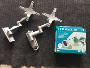 TV Wall Mount Brackets - Small Tv  13' - 27 inch