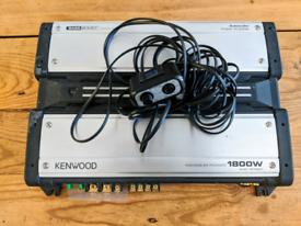 Kenwood KAC-9152D Amp
