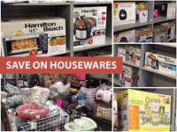 Liquidation Small Appliances - We Pay the Tax