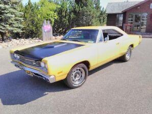 1969 Dodge Superbee Tribute