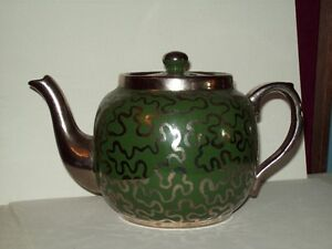 Price Bros. teapot
