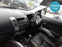 2012 MITSUBISHI OUTLANDER 2.2 DI D GX3 5dr 2WD SUV 5 Seats