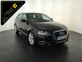 2012 62 AUDI A3 SPORT TDI DIESEL 1 OWNER SERVICE HISTORY FINANCE PX WELCOME