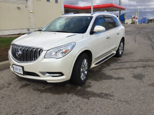 2015 Buick Enclave in pristine condition with low mileage.