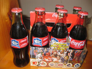 Coca-Cola Classic collectible bottles Kingston Kingston Area image 1
