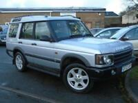 2003 03 LAND ROVER DISCOVERY 2.5 TD5 ES 5D AUTO 136 BHP DIESEL
