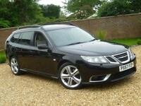 2008 57, Saab 9-3 1.9 TTiD ( 180ps ) SportWagon auto Aero ++ TWIN TURBO