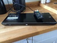 Sony blue ray 3D DVD player
