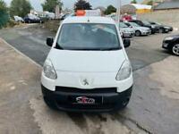 2014 Peugeot Partner 1.6 HDi S L2 Crew Van 4dr Combi Van Diesel Manual