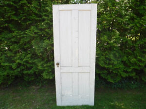 RUSTIC WOOD DOOR WITH HARDWARE GARDEN  WEDDING DECOR PRIMITIVE