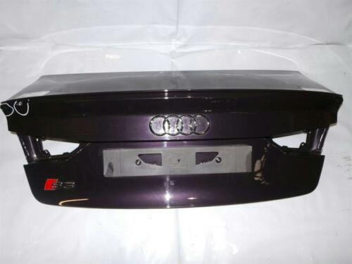 BOOT LID Audi A3 S3 Saloon MERLIN PURPLE LZ3W - COLLECTION ONLY - 5047957