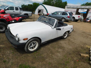 1978 MG Midget 4cyl up for Auction!