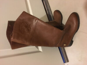 Franco Sarto Riding Boots 6.5