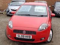 2009 Fiat Grande Punto Multijet Gp 1.3 3dr