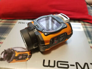 Ricoh WG-M1 Action Camera - BRAND NEW
