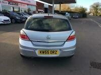 2006 Vauxhall Astra 1.6i 16V SXi 5dr HATCHBACK Petrol Manual