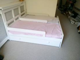 Bopita Belle Bed.Bopita Belle Cot And First Bed Rrp 440 In Pulborough