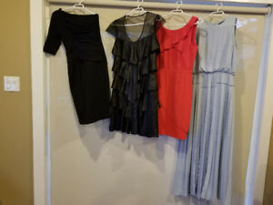 3 Excellent Used Condition BCBG Dresses