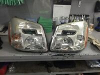 Headlight Assemblies