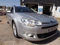Citroen C5 1.6HDi VTR+ 101000 MILES P/HISTORY 4 STAMPS