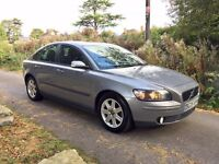A Beautiful Volvo S40 SE 4dr 2.0 DIESEL - New MOT & Lots of Service History