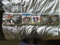 Playstion 3 games bundle