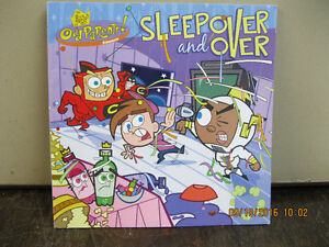 SLEEPOVER    AND OVER     YEAR  2004